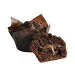 MUFFINS CACAO RELLENO SABOR CHOCOLATE AVELLANAS 90 g